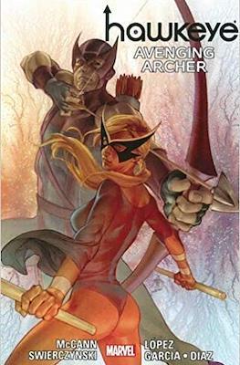 Hawkeye. Avenging Archer