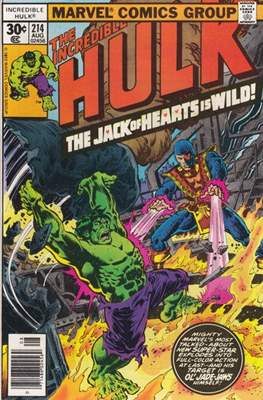 The Incredible Hulk Vol. 1 (1962-1999) (Comic Book) #214