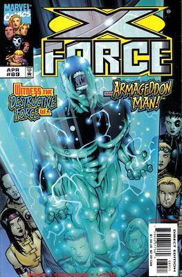 X-Force Vol. 1 (1991-2002) (Comic Book) #89