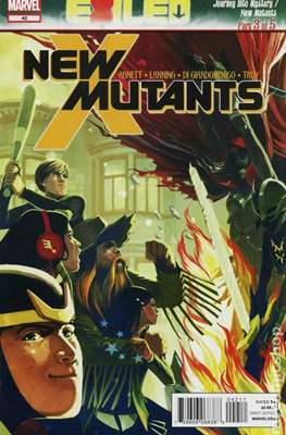 New Mutants Vol. 3 (Comic Book) #42
