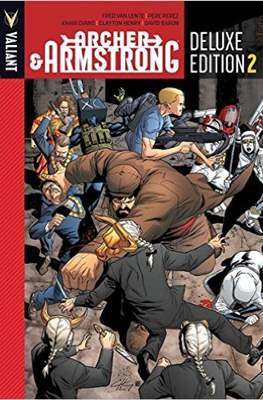 Archer & Armstrong (Hardcover) #2