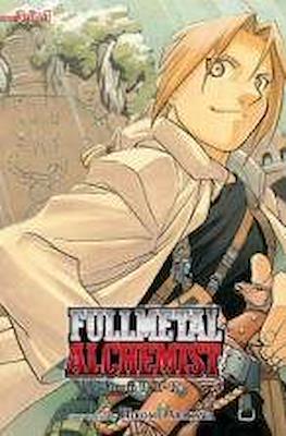 Fullmetal Alchemist (3-in-1 Edition) #4