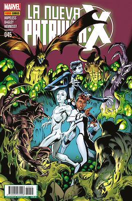 La Nueva Patrulla-X / La Patrulla-X Azul / Patrulla-X Negra (2013-) (Grapa) #45