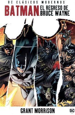 Batman: El Regreso de Bruce Wayne - DC Clásicos Modernos