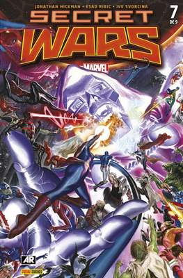 Secret Wars (2015) (Grapa) #7