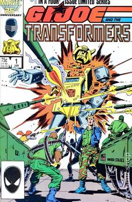 G.I. Joe and the Transformers