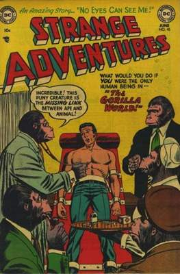 Strange Adventures (Comic Book) #45