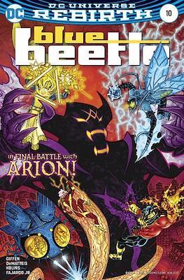 Blue Beetle Vol. 10 (Grapa) #10
