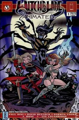 Witchblade Animated (2003)