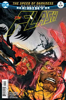 The Flash Vol. 5 (2016-2020) #11