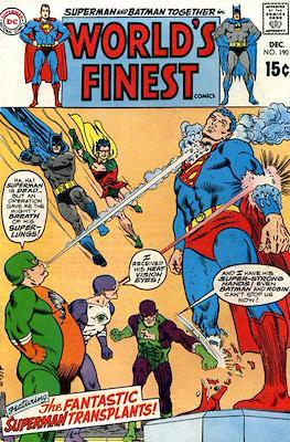 World's Finest Comics (1941-1986) (Grapa) #190