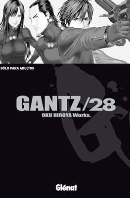 Gantz (Rústica con sobercubierta) #28