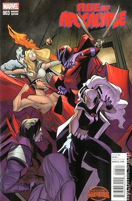 Age of Apocalypse - Secret Wars (Variant Cover) (Comic Book) #3