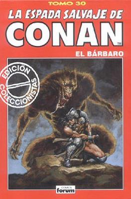 La Espada Salvaje de Conan el Bárbaro. Edición coleccionistas (Rojo) (Cartoné 192 pp) #30
