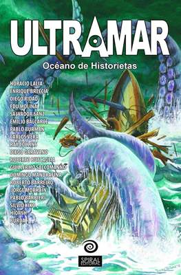 Ultramar - Océano de Historietas (Rústica) #3