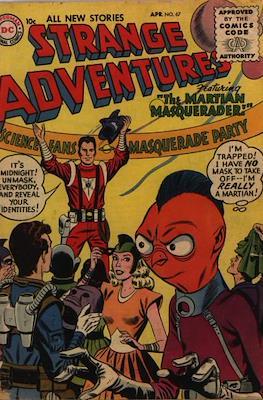 Strange Adventures (Comic Book) #67