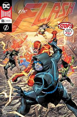 The Flash Vol. 5 (2016-2020) (Comic Book) #86