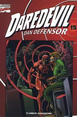Coleccionable Daredevil / Dan Defensor #15