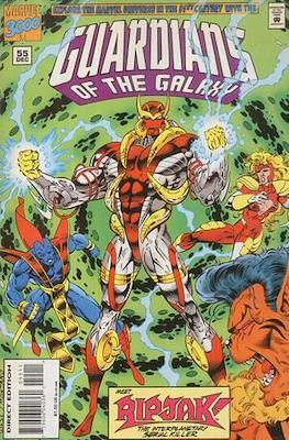 Guardians of the Galaxy Vol 1 (Comic Book) #55