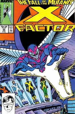 X-Factor Vol. 1 (1986-1998) (Comic Book) #24