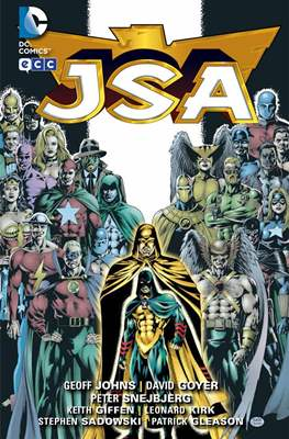 JSA de Geoff Johns (Cartoné) #4