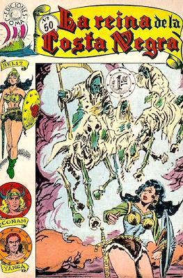 La Reina de la Costa Negra (2ª época - Grapa) #50