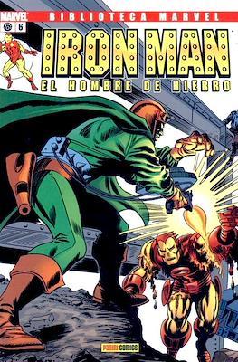 Biblioteca Marvel: Iron Man (2005-2008) (Rústica 160 pp) #6