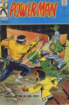 Power Man Vol. 1 #8