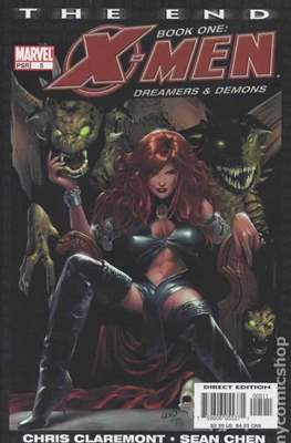 X-Men The End Book One: Dreamers & Demons (Comic Book) #5
