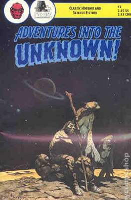 Adventures into the Unknown! (Comic-book. 1990-1991) #2
