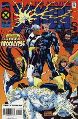 The Amazing X-Men (Comic Book 1995) #1
