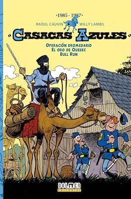 Casacas Azules (Cartoné Integral 160 pp) #9