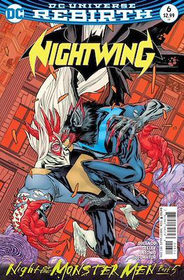 Nightwing Vol. 4 (2016-) (Comic-book) #6