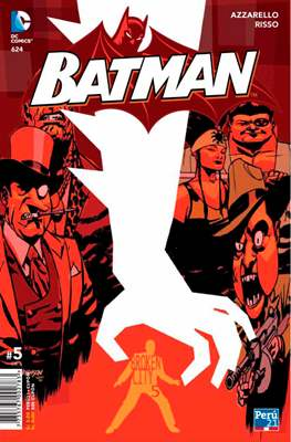 Batman: Broken City (Grapa) #5