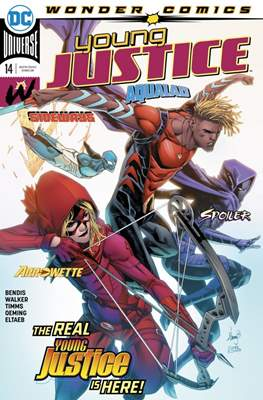 Young Justice (2019-) (Comic Book) #14