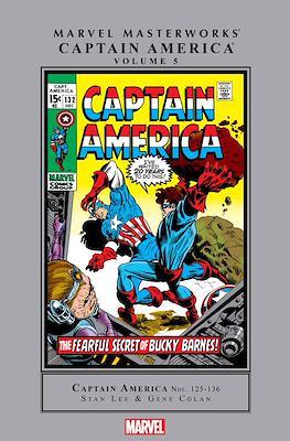 Marvel Masterworks: Captain America (Hardcover) #5