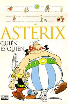 Asterix. Quién es Quién