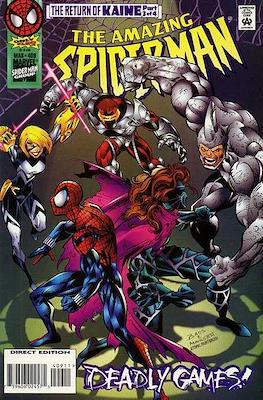 The Amazing Spider-Man Vol. 1 (1963-2007) (Comic-book) #409