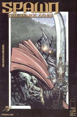 Spawn. The Dark Ages (Grapa 24 pp) #10
