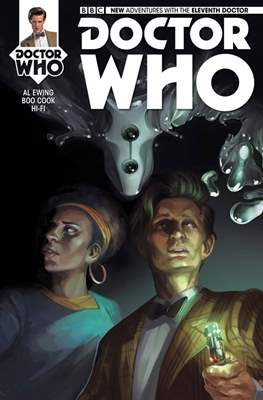 Doctor Who: The Eleventh Doctor #4