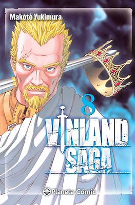 Vinland Saga (Rústica con sobrecubierta) #8