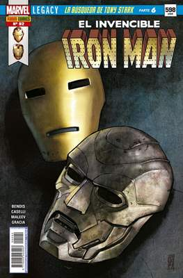 El Invencible Iron Man Vol. 2 (2011-) (Grapa - Rústica) #92