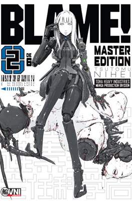 Blame! - Master Edition #2