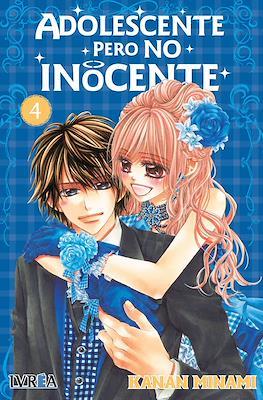 Adolescente pero No Inocente (Rústica con sobrecubierta) #4