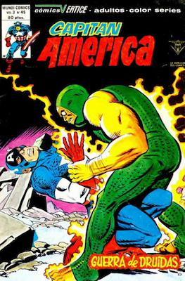 Capitán América Vol. 3 (1975-1980) (Grapa) #45