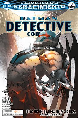 Batman: Detective Comics. Renacimiento (Rústica 72 pp) #8