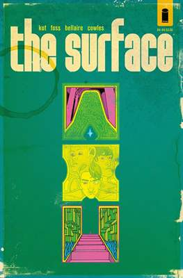 The Surface (Comic Book) #4