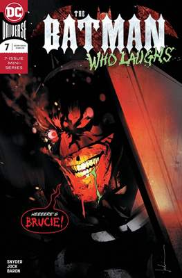 The Batman Who Laughs (2018-) (Comic Book) #7