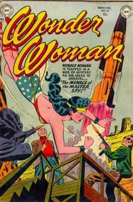 Wonder Woman Vol.1 (1942-1986; 2020-) (Comic Book) #50