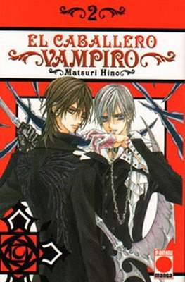 El caballero vampiro #2